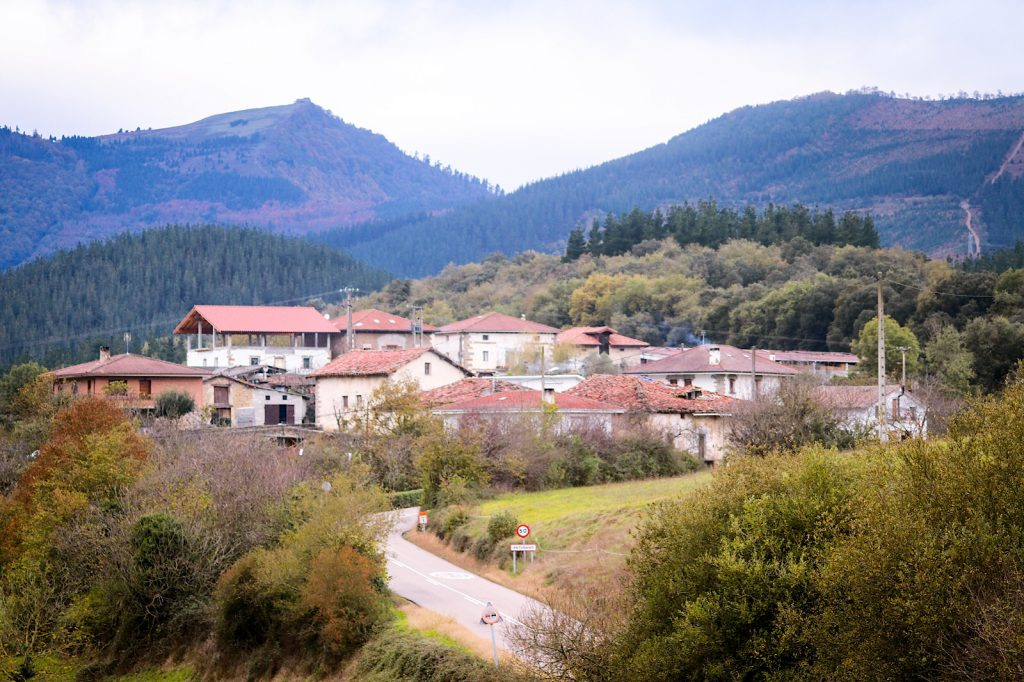 Basque Country hamlet