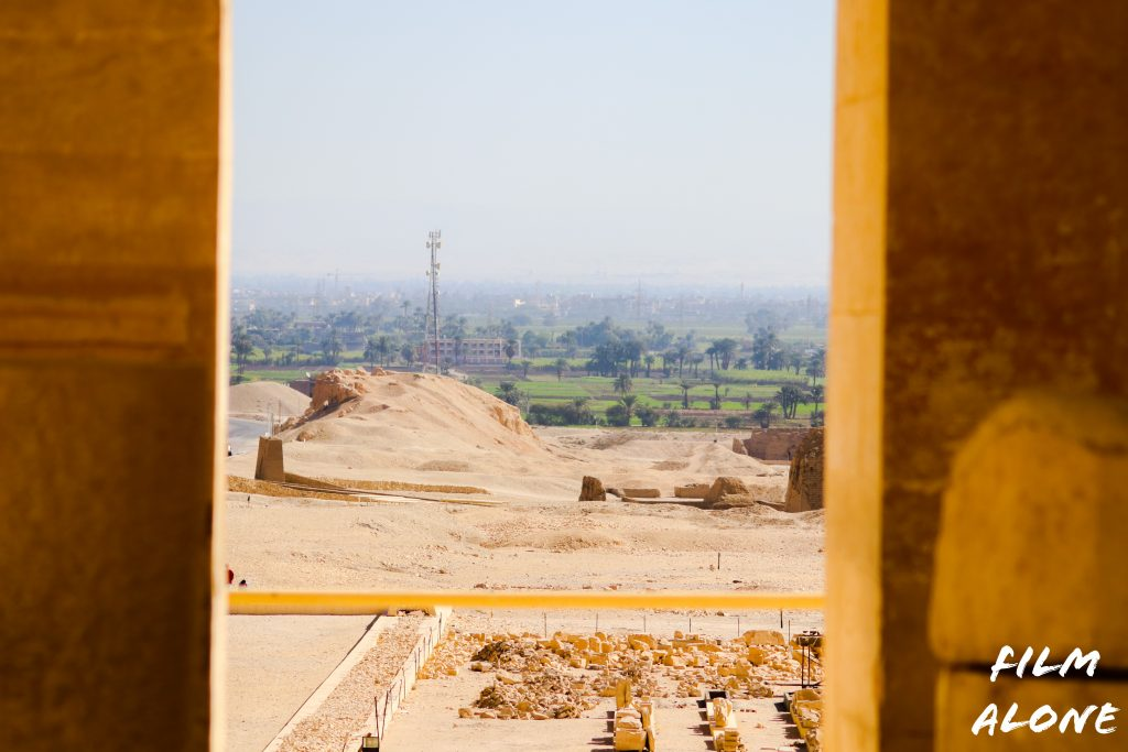Views from Hatshepsut - Egypt