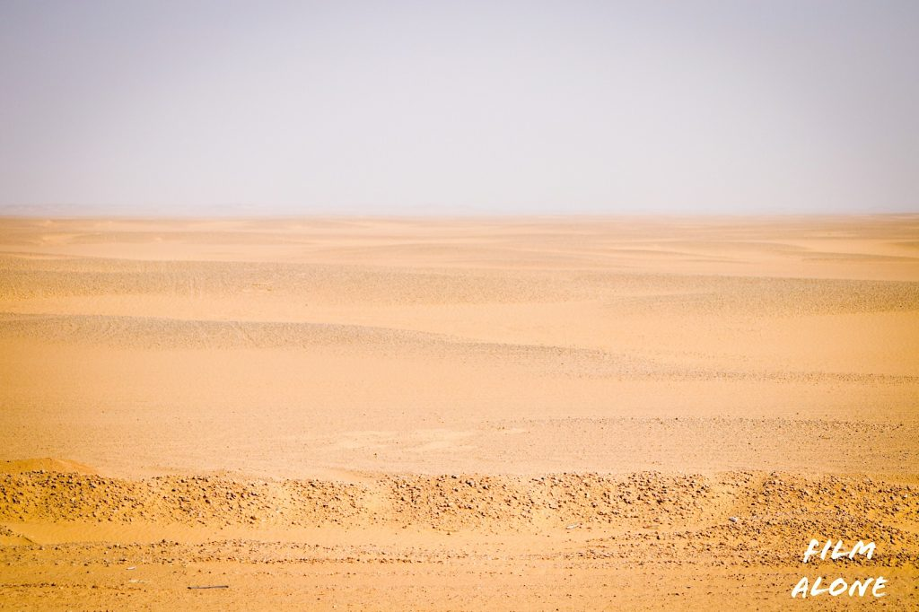 The Western Desert, Egypt