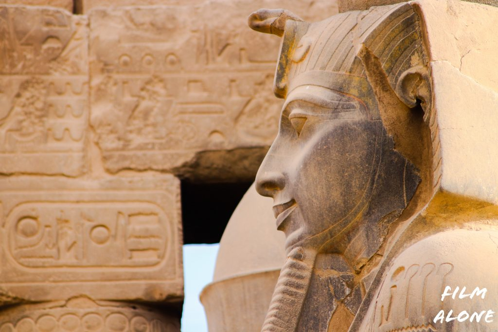 Ramesses II - Luxor Temple
