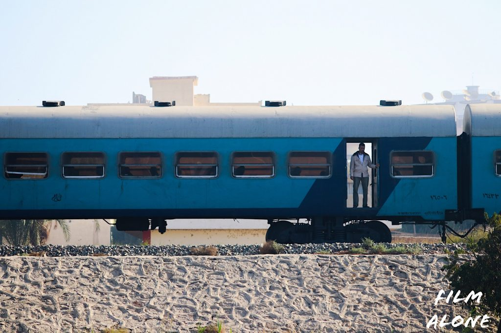 Egyptian trains. Fares kept low as a social service