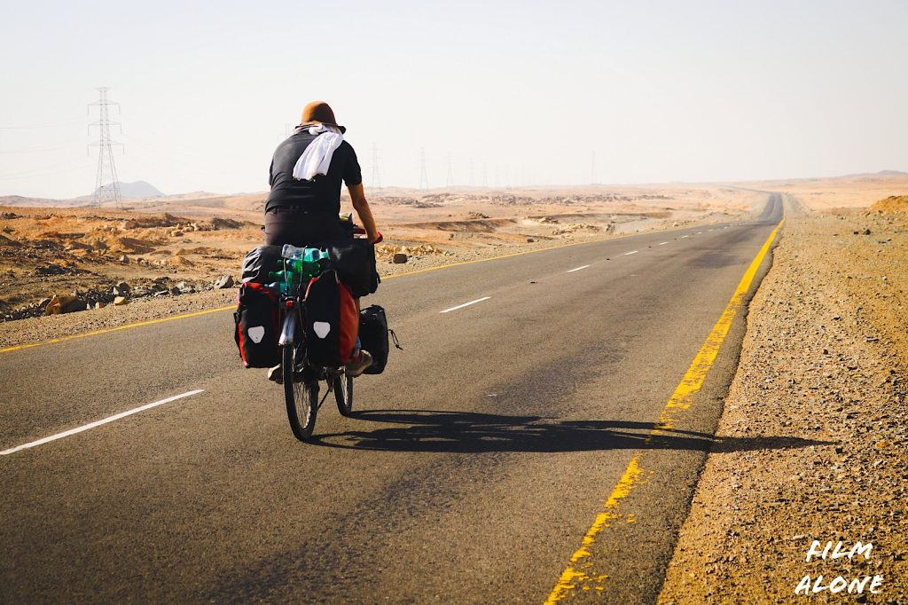 The road to Khartoum