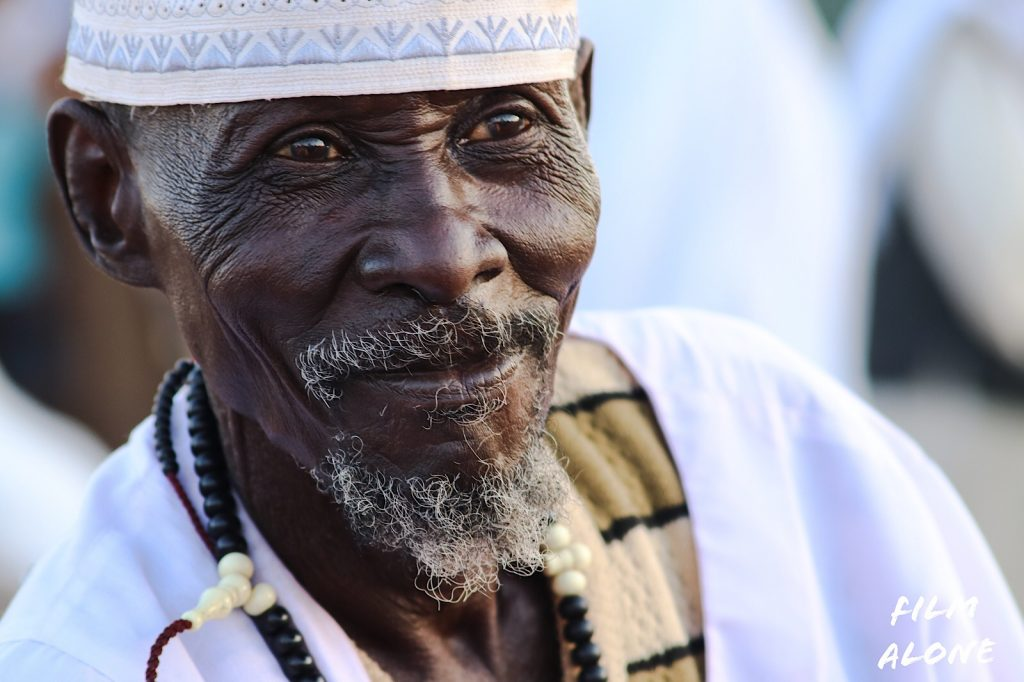 Sufi man from Khartoum